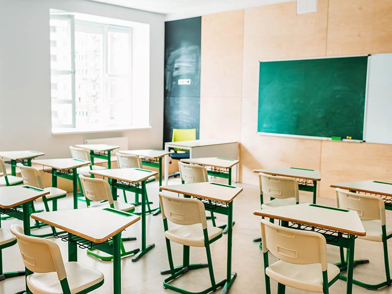 Dezynfekcja szkół i urzędów Piotrków